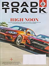 Road & Track November 2018 High Noon - The BMW M2 Competition and Chevrolet Camaro SS 1LE