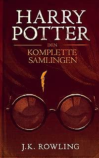 Harry Potter, den komplette samlingen (1-7) (Norwegian Edition)