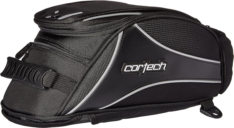 Cortech 8230-0505-12 Black Super 2.0 Magnetic Mount Tank Bag: Automotive