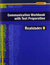 REALIDADES 2014 COMMUNICATION WORKBOOK WITH TEST PREPARATION LEVEL 2