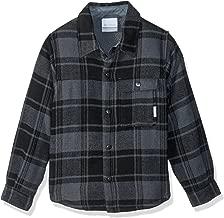 Columbia Boys' Windward Shirt Jacket, Sherpa-Lined