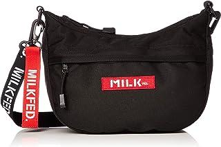 [ミルクフェド] ROUND SHOULDER BAG SMALL 3195063