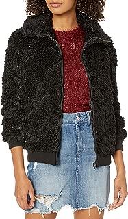 Women's Teddy Bomber Jacket