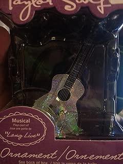 Best taylor swift guitar christmas ornament Reviews