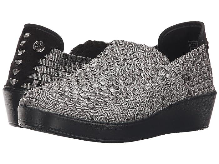 bernie mev.  Smooth Cha Cha (Gunmetal) Womens  Shoes