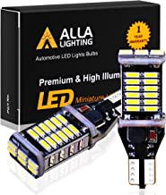 Alla Lighting 912 921 LED Reverse Light Bulbs Extremely Super Bright 4014 30-SMD CANBUS 921 LED Bulbs RV T15 T10 906 W16W ...