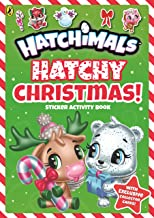 Hatchimals: Hatchy Christmas! Sticker Activity Book