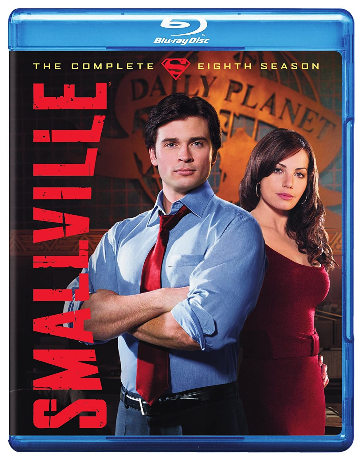 Smallville: Season Super special price Blu-ray New Shipping Free Shipping 8
