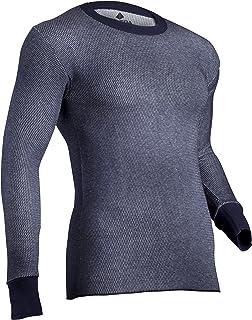 indera pantalones de 2capas de lana exterior/silvadur interior para hombre