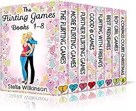The Flirting Games Books 1 - 8