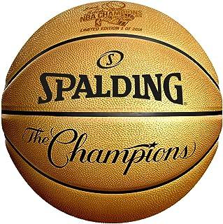 NBA Golden State Warriors Unisex Spaldingbasketball, Gold, One Size