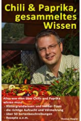 Chili & Paprika - gesammeltes Wissen Kindle Ausgabe
