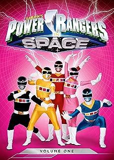 Power Rangers: In Space, Vol. 1