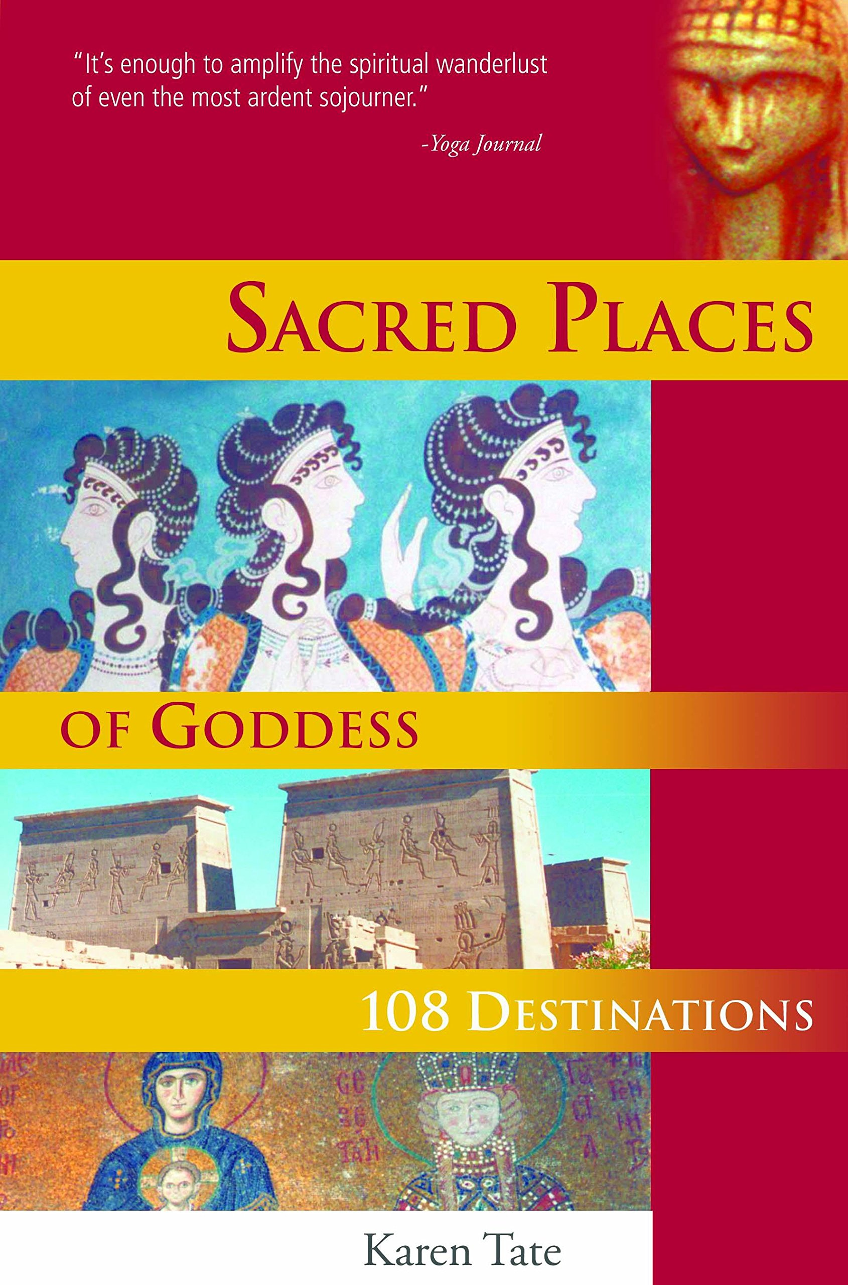 Download Sacred Places Of Goddess: 108 Destinations 