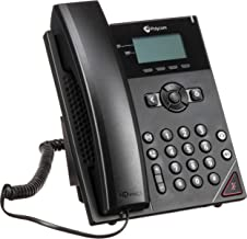 $54 » Polycom VVX 150 2-line Business IP Phone with Power Supply (Renewed)