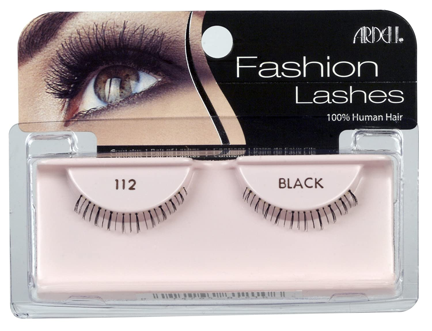 Ardell Fashion Lashes Pair - 112 Lower Lashes (Pack of 4)