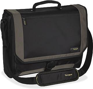 TRGTCG200 - Targus CityGear TCG200 Carrying Case (Messenger) for 17 Notebook - Black, Yellow