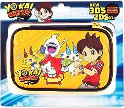 Bolsa funda de transporte para la Nintendo 3DS XL - 2DS XL de Yokai Watch