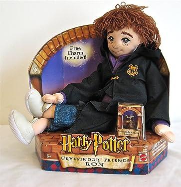 Harry Potter RON Gryffindor Friends Soft Doll