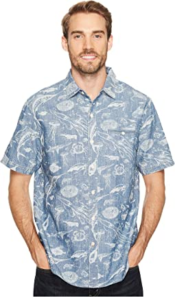 Tommy Bahama - Marlin Party Camp Shirt