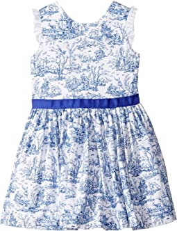 Mollie Party Dress Toile (Toddler/Little Kids)