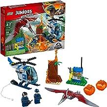 LEGO Juniors/4+ Jurassic World Pteranodon Escape 10756 Building Kit (84 Pieces)