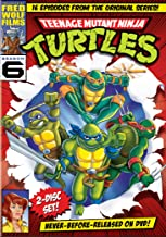Teenage Mutant Ninja Turtles - Season Six