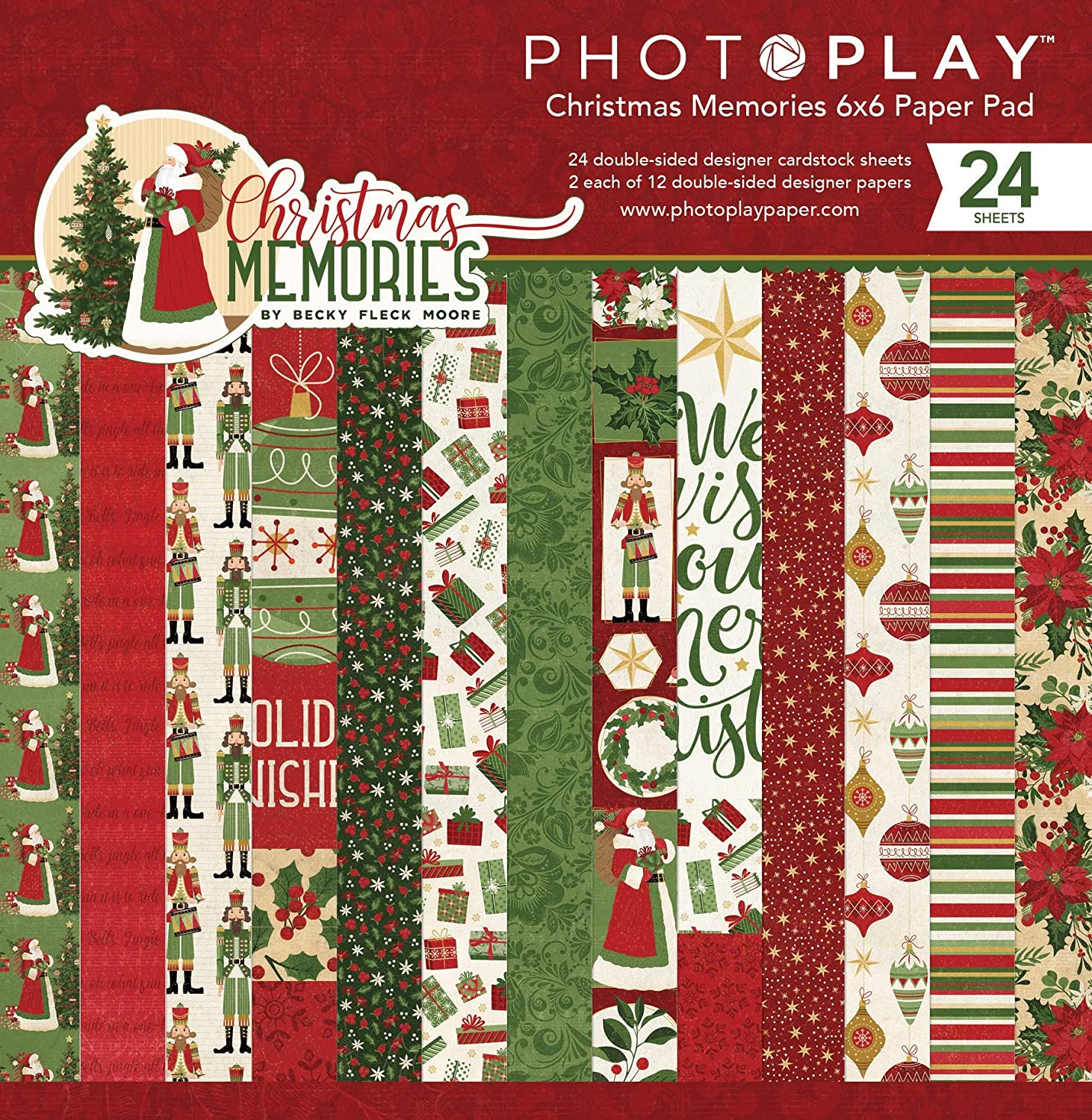 Photoplay Paper PhotoPlay Double-Sided 6