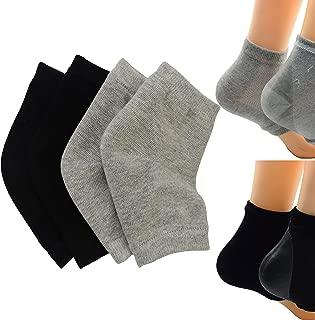 oppo gel heel socks