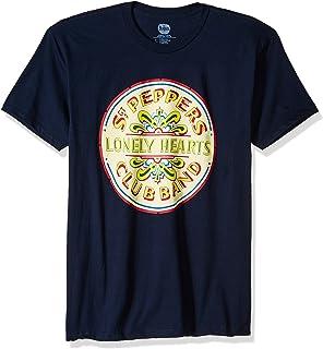 Bravado – Camiseta de The Beatles Lonely Hearts Sello T Sh