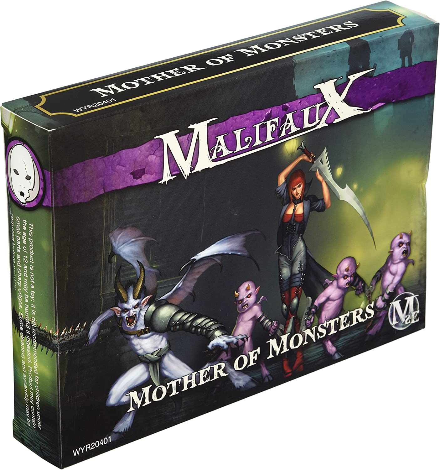 Wurd Miniaturen neverborn Mutter der Monster Crew Model Kit B00GFIO9I0 Spaß für Kinder     | Verkaufspreis