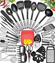 Home Hero Kitchen Utensil Set Cooking Utensils Set - Nylon Kitchen Utensils Set Kitchen Tool Set 44 Pcs. Cooking Utensil S...