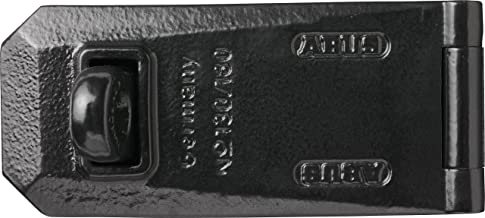 ABUS Graniet overval 130/180 - als voorziening voor graniet-hangsloten ideaal - extreem stabiel met geharde scharnierstift...