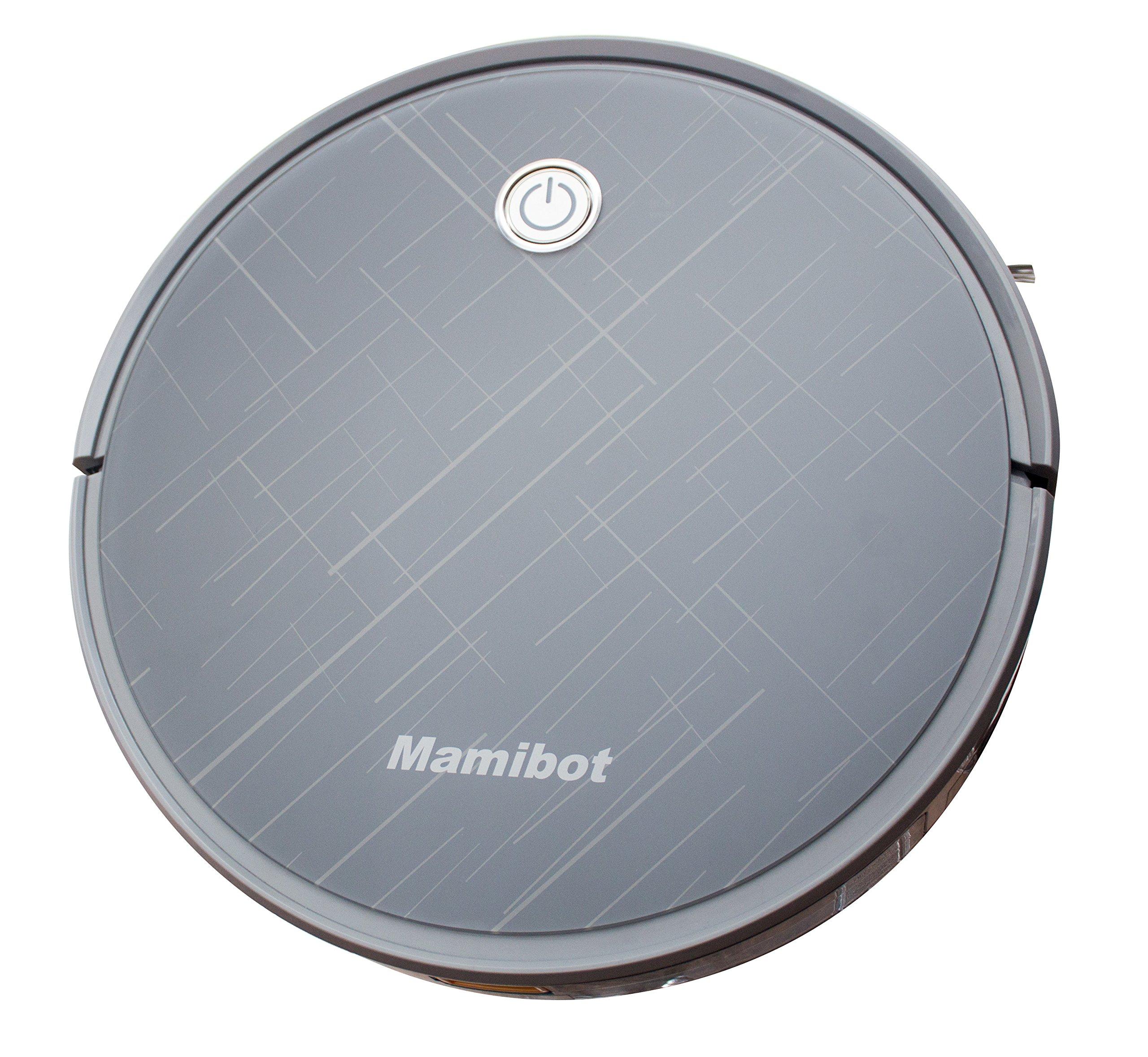 Robot aspirador, Mamibot EXVAC 660 friega y aspira sus suelos de una sola pasada. Control mediante Smartphone: Amazon.es: Hogar