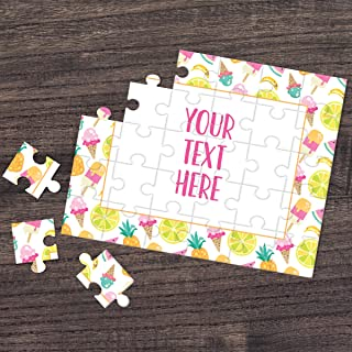 Announcement Ideas Create Your Own Puzzle CYOP0274 Personalized Puzzle Pregnancy Announcement Wedding Announcement Custom Puzzle