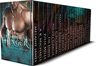Immortal Hunger (English Edition)