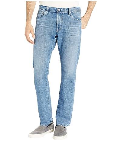 AG Adriano Goldschmied Everett Slim Straight Leg Jeans in Narrative (Narrative) Men