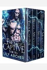 Fae's Captive Books 1-4: Taylor & Leander (English Edition) Format Kindle
