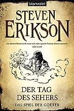 Das Spiel der Götter (5): Der Tag des Sehers - Roman (German Edition)