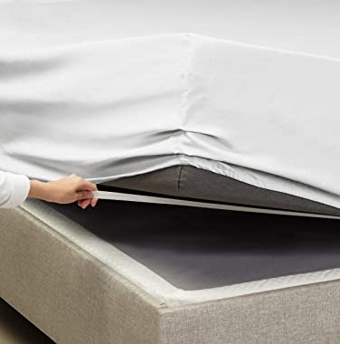 """Empyrean Bedding 14"""" - 16"""" Deep Pocket Fitted Sheet – Hotel Luxury Silky Soft Double Brushed Microfiber Sheet – Deep"""