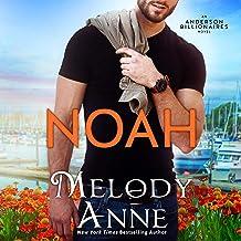 Noah: Anderson Billionaires, Book 2