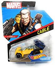 Hot Wheels Character Cars Marvel Cable Semi-Truck First Appearance