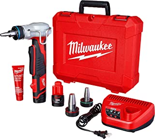 Milwaukee 2432-22 M12 12V Propex Expansion Tool Kit