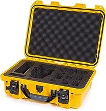 Nanuk DJI Drone Waterproof Hard Case with Custom Foam Insert for DJI Mavic - 920-MAV4 Yellow