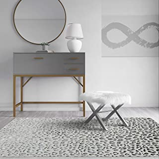 Best leopard rug 8x10 Reviews