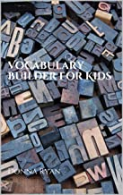 Vocabulary Builder For Kids (English Edition)