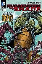 Frankenstein, Agent of SHADE (2011-) #9
