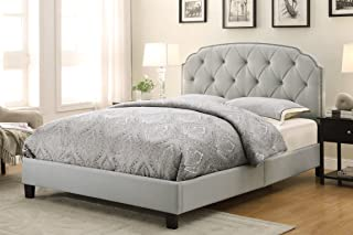 Pulaski Tufted Traditional Soft Grey, 86.50
