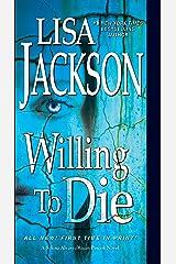 Willing to Die (An Alvarez & Pescoli Novel Book 8) Kindle Edition