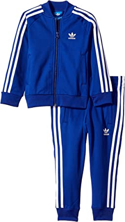 adidas Originals Kids Superstar Tracksuit (Toddler/Little Kids/Big Kids)
